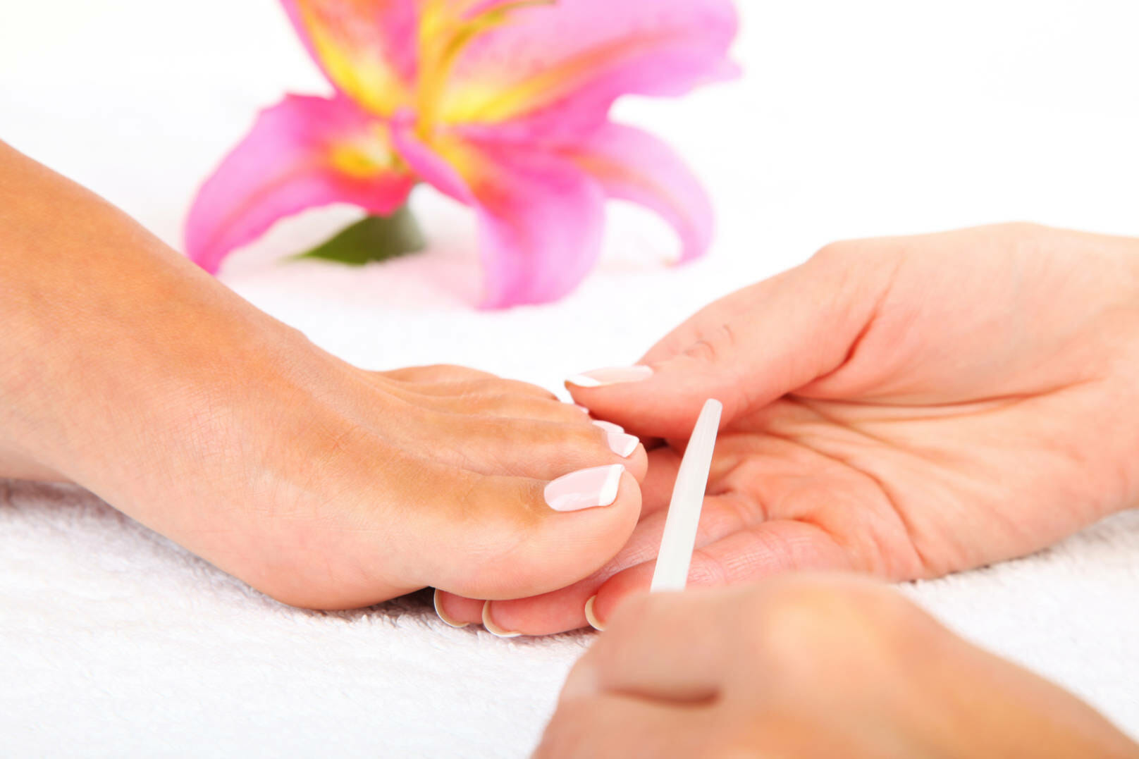 Willow wellbeing torquay pedicures